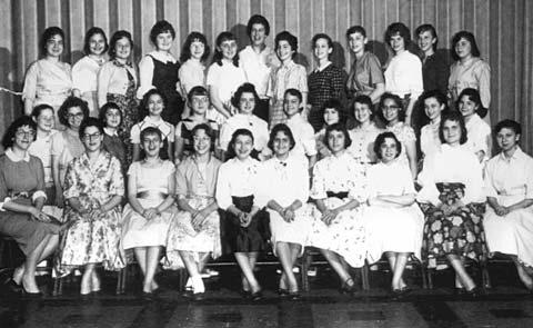 Bais Yaakov of Detroit, Class of 1960