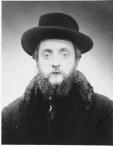 Rabbi Tobias (Tuvia) Horowitz